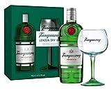 Tanqueray LDG mit Copa-Glas VAP Gin (1 x 70 Cl)