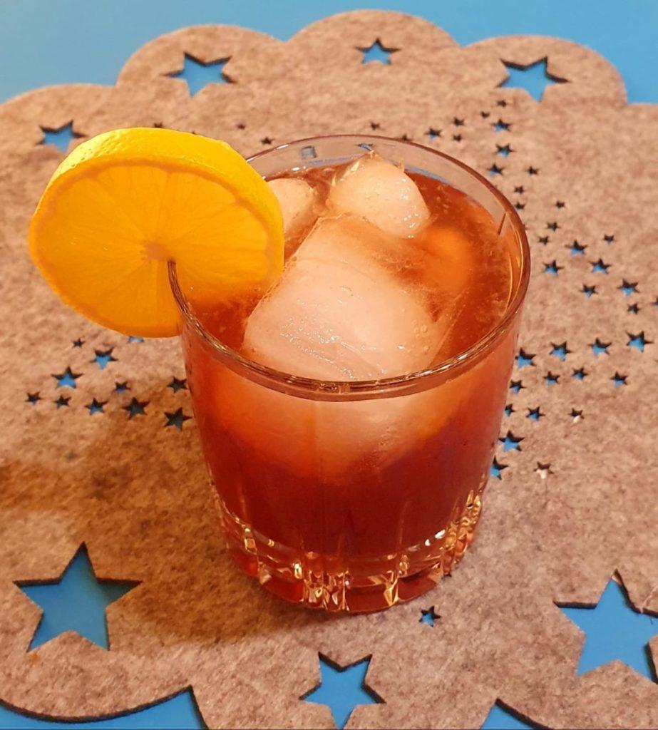 Sloe Gin Cola