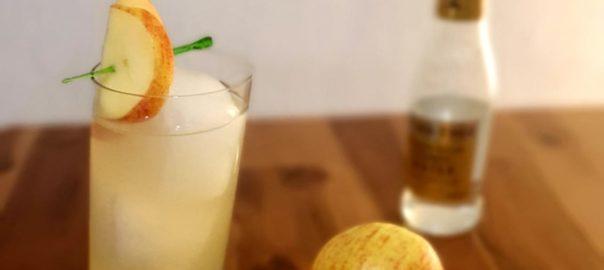 Apfel Gin Tonic