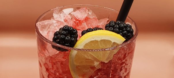Gin Bramble Cocktails